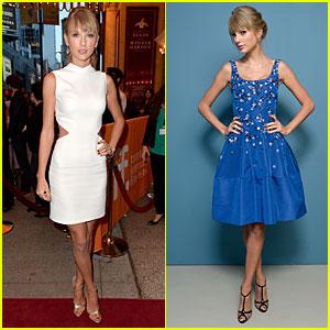 Taylor Swift: 'One Chance' TIFF Premiere & Portrait Session!