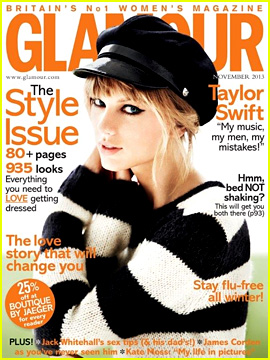 Taylor Swift: 'I've Never Fit Perfectly with Someone'