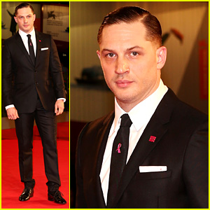 Tom Hardy: 'Locke' Premiere at Venice Film Festival!