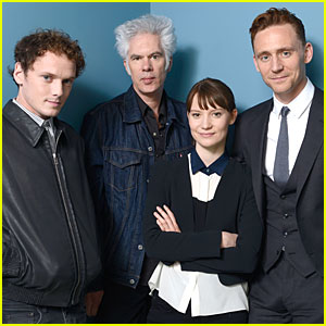 Tom Hiddleston & Mia Wasikowska: 'Only Lovers Left Alive' TIFF Portrait Session!