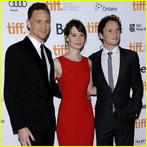 Tom Hiddleston & Mia Wasikowska: 'Only Lovers Left Alive' TIFF Premiere!