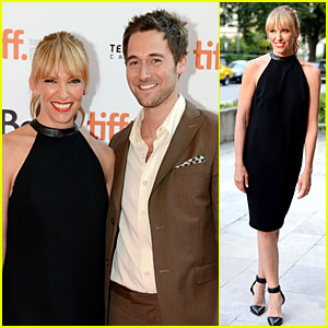 Toni Collette & Ryan Eggold: 'Lucky Them' TIFF Premiere!
