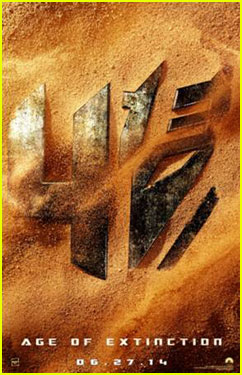 'Transformers: Age Of Extinction' Title & Poster Revealed