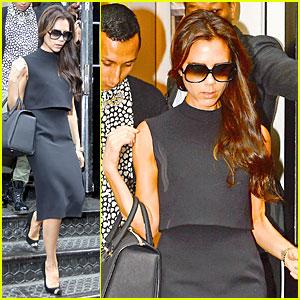Victoria Beckham: Watch My Fashion Show Through My Eyes!