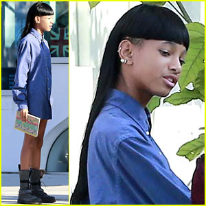 Willow Smith: 'Summer Fling' on 'Queen Latifah' - Watch Now!