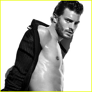 'Fifty Shades of Grey' Author E.L. James Welcomes Jamie Dornan to Christian Grey Role