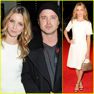 Aaron Paul & Annabelle Wallis: 'Hello Carter' Screening Party