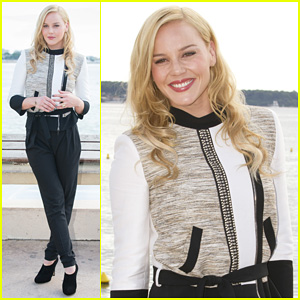 Abbie Cornish: 'Klondike' Cannes Mipcom Photo Call