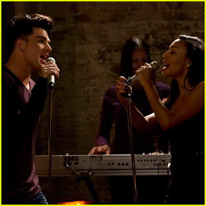 Adam Lambert Sings 'Marry the Night' for 'Glee' - Listen Now!