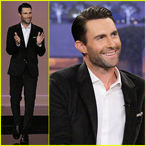 Adam Levine: 'Family Guy' Guest Starring Cameo on Sunday!