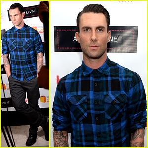Adam Levine Launches New Men's Collection for Kmart!