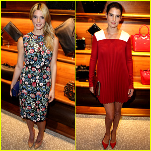 Ashley Greene & Cobie Smulders: Power of Style Luncheon!