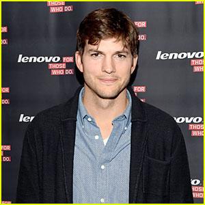 Ashton Kutcher: Lenovo Product Engineer at Yoga Tablet Launch!