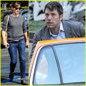 Ben Affleck: 'Gone Girl' Filming in New York City