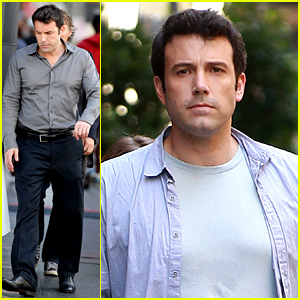 Ben Affleck Pushed Jennifer Garner to Do 'Dallas Buyers Club'