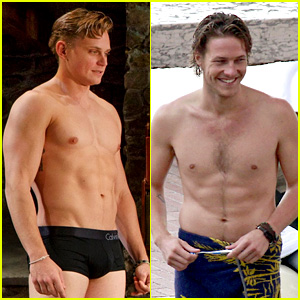 Billy Magnussen & Luke Bracey: 'Fifty Shades of Grey' Movie Contenders!