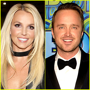 Britney Spears to Aaron Paul: Let's Dance Bitch!