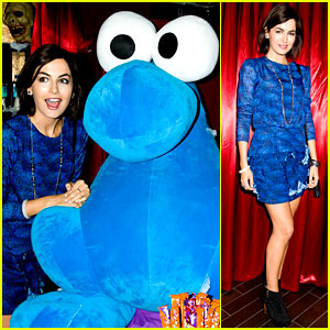 Camilla Belle - Just Jared Halloween Party 2013