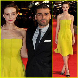 Carey Mulligan: 'Inside Llewyn Davis' BFI Screening!