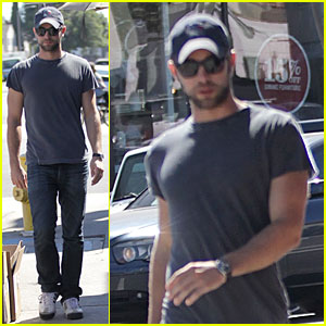 Chace Crawford: Joseph Mazzello Directs 'Undrafted'!