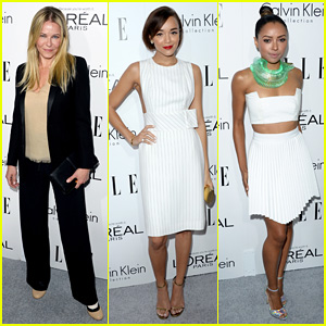 Chelsea Handler & Ashley Madekwe: 'Elle' Women in Hollywood Celebration!