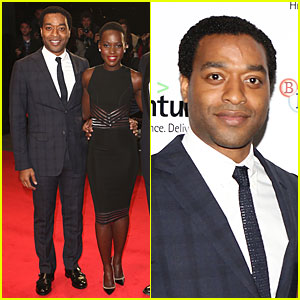 Chiwetel Ejiofor: Kids Should See '12 Years A Slave'!