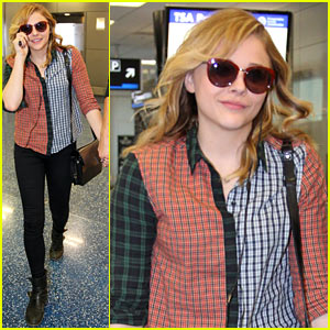Chloe Moretz: Get Your 'Carrie' Tickets Now!