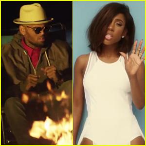 Chris Brown & Sevyn Streeter: 'It Won't Stop' Video Premiere!