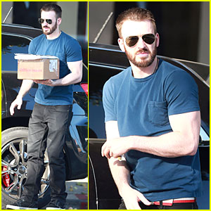 Chris Evans: I Can Get Lost on Collective Evolution!