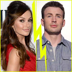 Chris Evans & Minka Kelly Split?