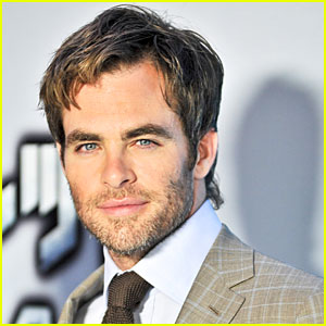 Chris Pine: Boss in 'Horrible Bosses 2'!