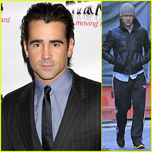 Colin Farrell: Families Moving Forward Gala Honoree!