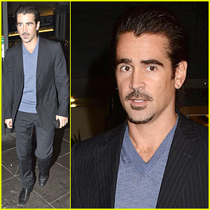 Colin Farrell Opens Up About Drug Use on 'Late Late Show'