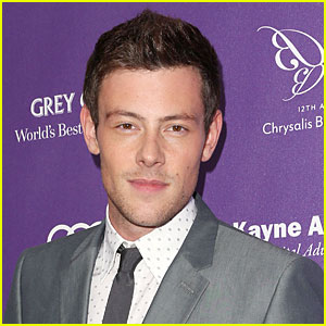 Cory Monteith's Death Still Tears His Father Joe Apart