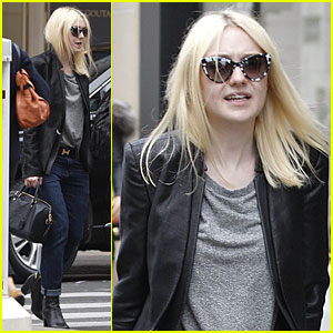 Dakota Fanning: 'Franny' Shoots in Philly Next Month!