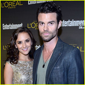 Daniel Gillies Opens Up About Wife Rachael Leigh Cook & Baby Charlotte Easton (Exclusive)