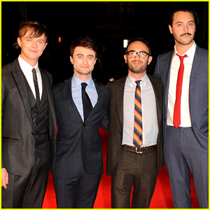 Daniel Radcliffe & Dane DeHaan: 'Kill Your Darlings' at BFI Fest!
