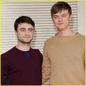 Daniel Radcliffe & Dane DeHaan: 'Kill Your Darlings' BFI Photo Call!