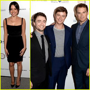 Daniel Radcliffe & Dane DeHaan: 'Kill Your Darlings' Premiere!