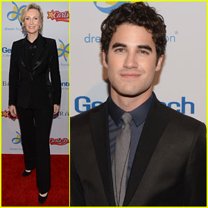 Darren Criss & Jane Lynch: Celebration Of Dreams Gala 2013