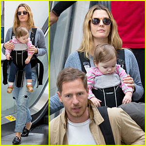 Drew Barrymore: No House Rules for Guests!