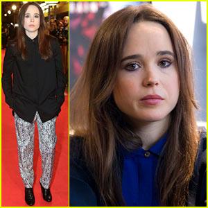 Ellen Page: 'Beyond: Two Souls' Game Premiere & Presentation!