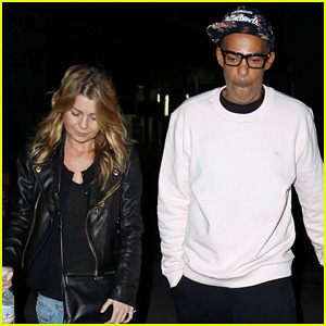 Ellen Pompeo & Chris Ivery: ArcLight Movie Date!