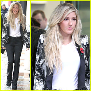 Ellie Goulding: 'How Long Will I Love You' Music Video - Watch Now!