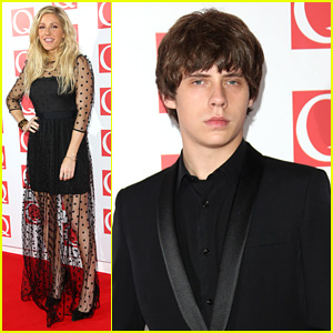 Ellie Goulding & Jake Bugg: Q Awards 2013!