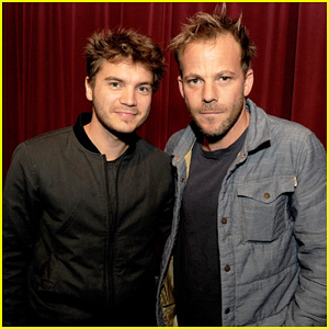 Emile Hirsch & Stephen Dorff: 'The Motel Life' Screening!