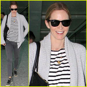 Emily Blunt: 'Into the Woods' Broadway Star Talks 'Brilliant' Casting
