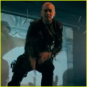 Eminem's 'Survival' Music Video - Watch Now!