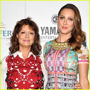 Eva Amurri Martino: 'Growing Ivy' Pilot with Mom Susan Sarandon!