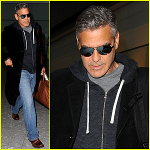 George Clooney: I Didn't Write that Scene for 'Gravity'